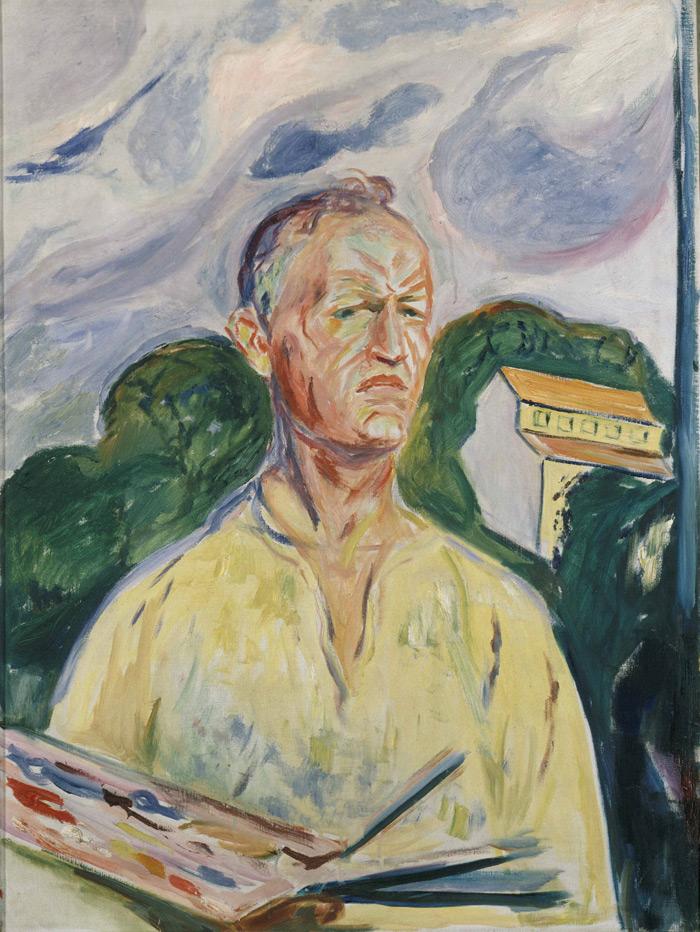 Munch: Van Gogh.