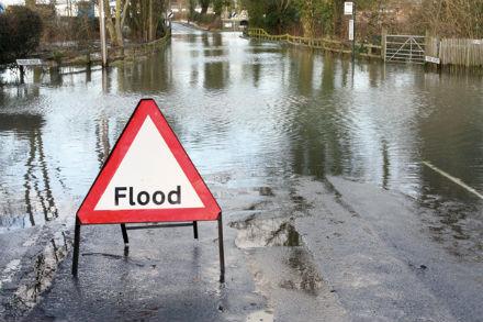 Flooding (Source: Shutterstock)