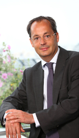 Jérôme Pécresse, President Alstom Renewable Power Sector