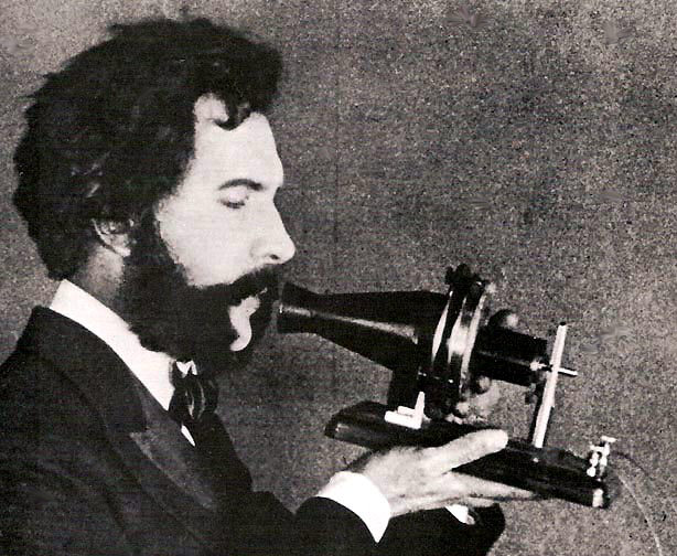 Alexander Graham Bell - 140 years telephone invention
