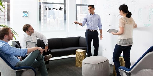 Bluewolf NY Office