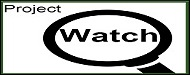 Project Watch logo