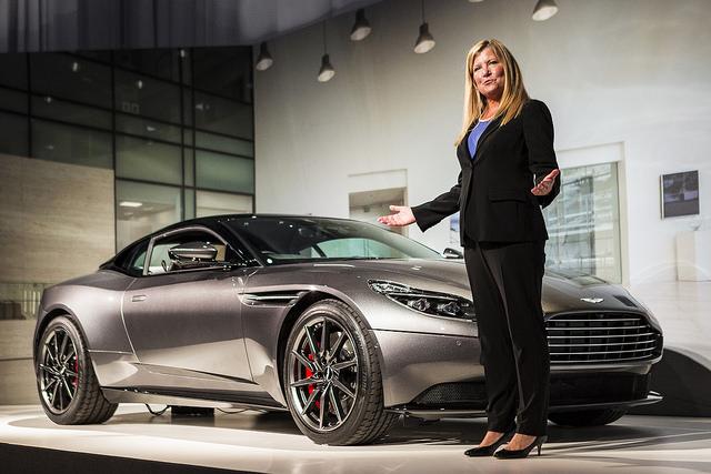 Salesforce Aston Martin