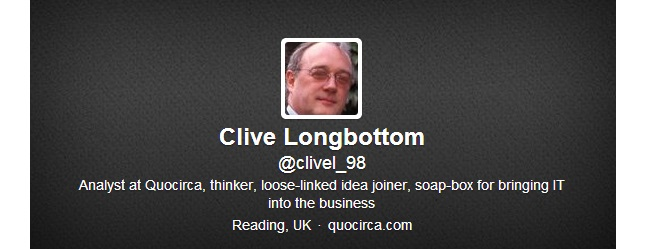 Clive Longbottom