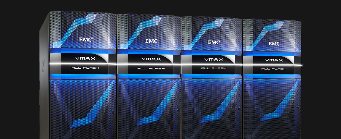 All flash arrays, IBM, EMC and Hitachi are the big beasts who were ...