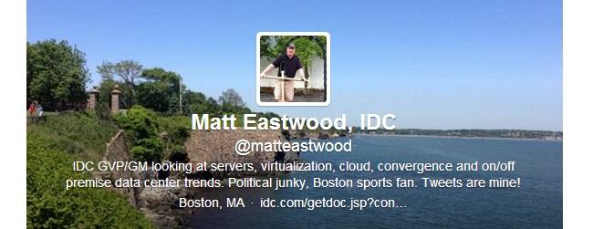 Matt Eastwood