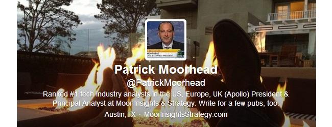 Pat Moorhead