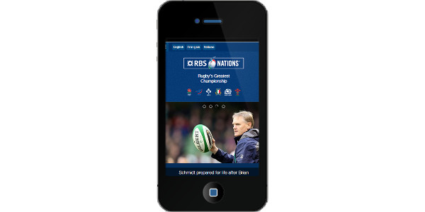 rugby phone