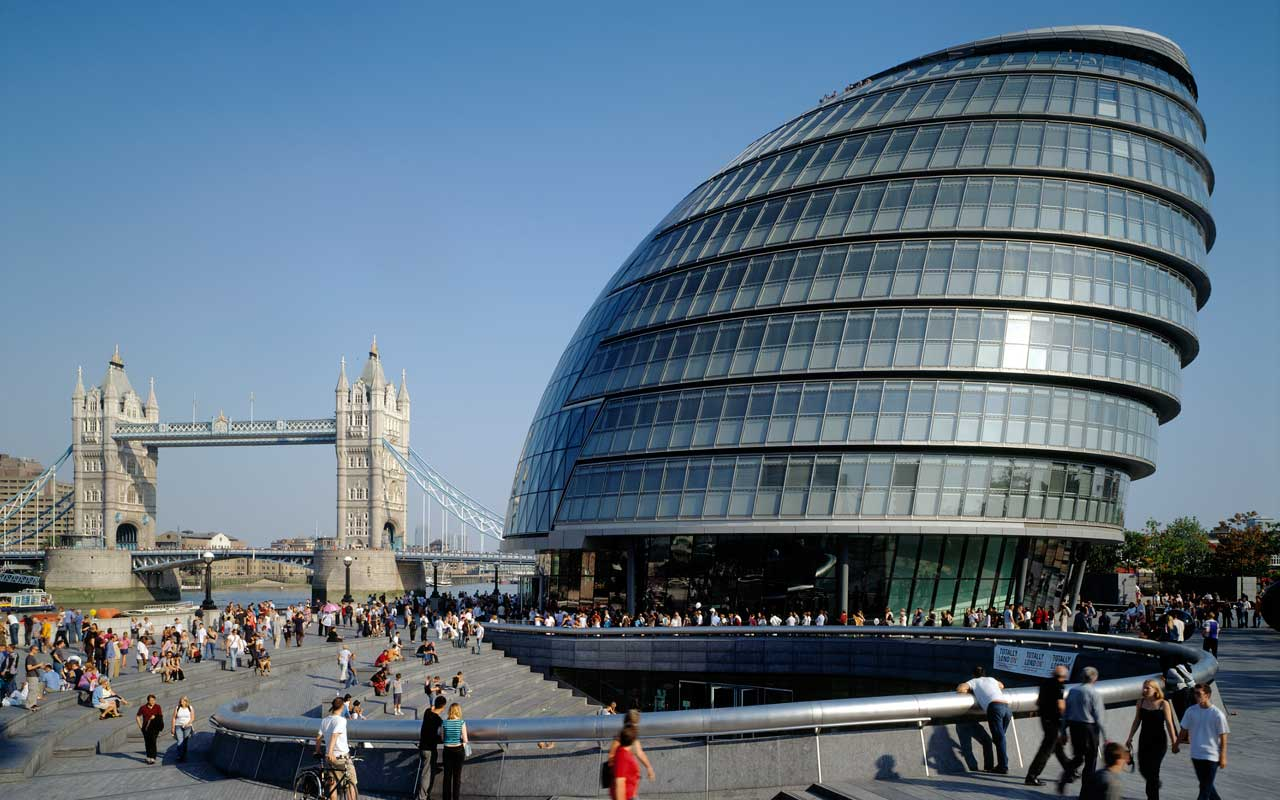 London City Hall - Sadiq Khan