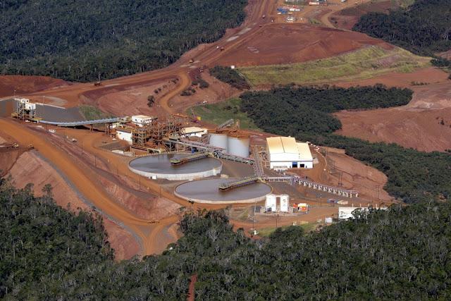 Ambatovy mine, Madagascar
