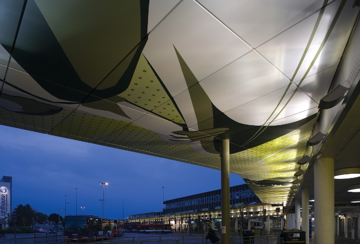 Poole Bus Station - Redevelopment, Dorset, England