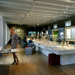 Museum or Exhibition Space Winner: Dutch Silver Museum by Tinker Imagineers Read description
