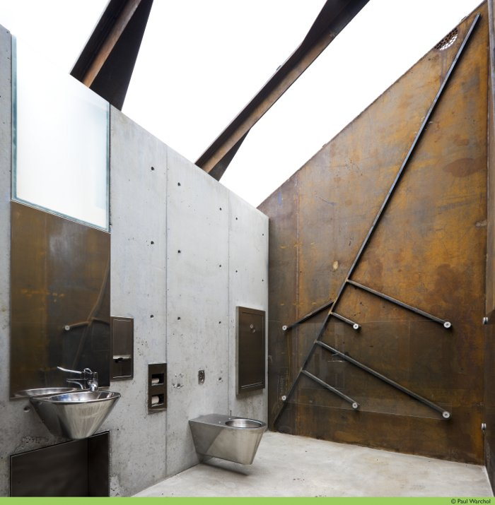 The world 39 s 10 best public toilets for 2014 designcurial Public bathroom design architecture