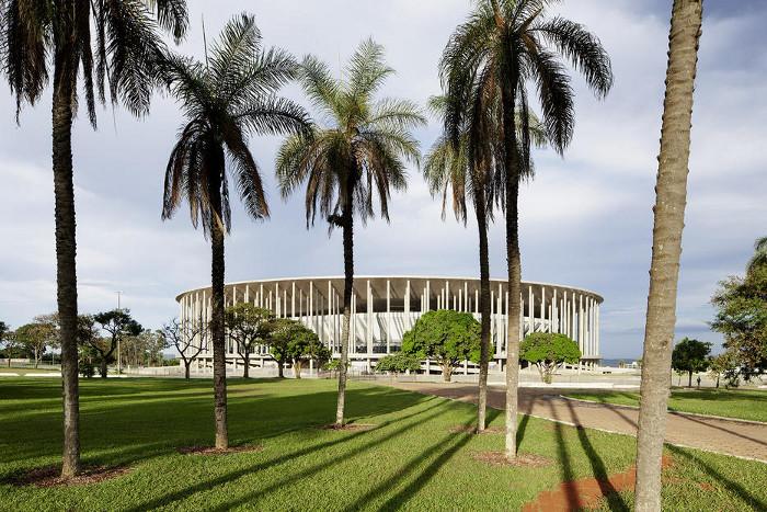 Estadio Nacional, Brazil