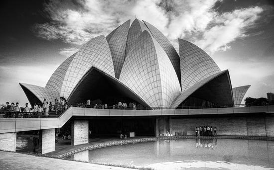 Lotus-Temple-organic architecture-designcurial