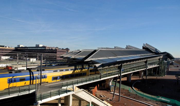 Bijlmer_Station_Bijlmer Station