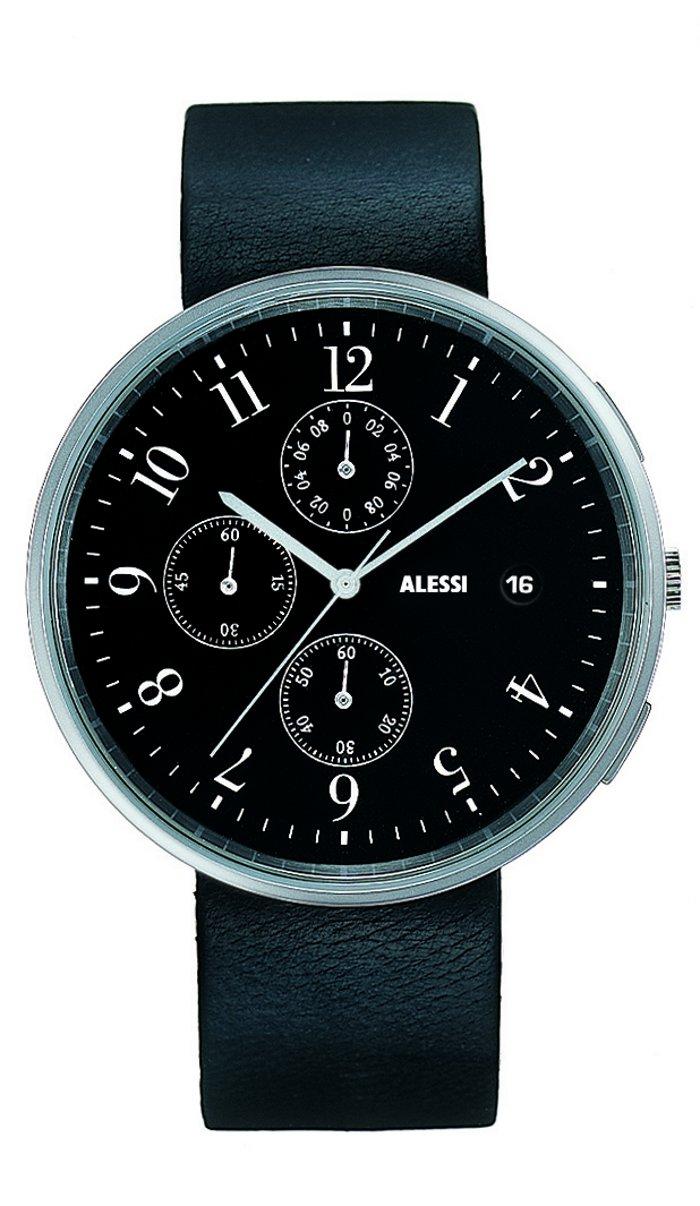 Record wristwatch