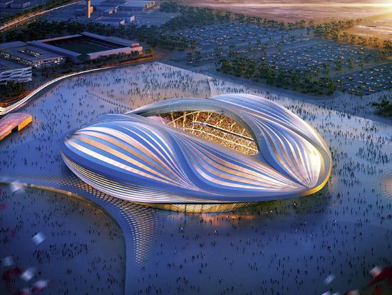 Al-Wakrah-Stadium-zaha-hadid-organic-architecture-designcurial