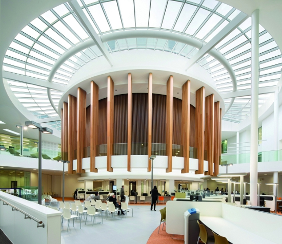 British council for offices names best workplace of 2014 for Office design derby