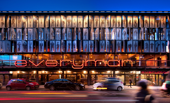 Best Public use Project  Everyman Theatre, Liverpool, UK