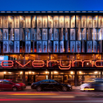 Everyman Theatre, Liverpool, UK