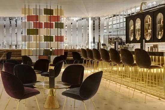 harvey nichols unveils new birmingham store designcurial. Black Bedroom Furniture Sets. Home Design Ideas