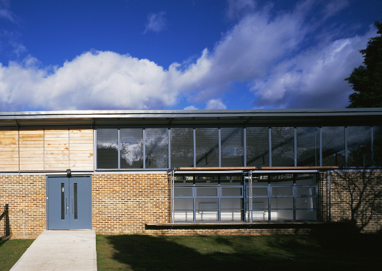 Hugh Broughton Architects_South Wimbledon District Guides Building