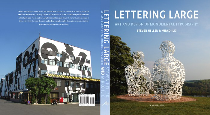 Lettering Large cover