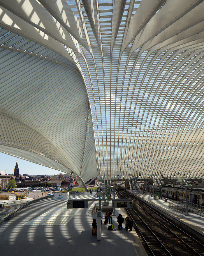 The world's 10 best-designed railway stations - DesignCurial