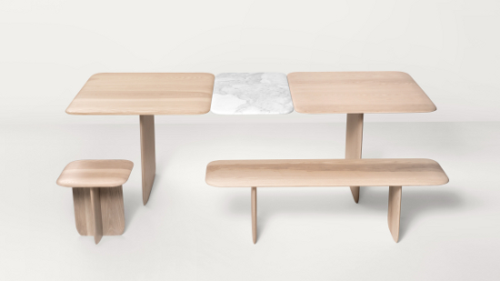Public, Leisure or office furniture Winner: Poise Collection by Box Clever