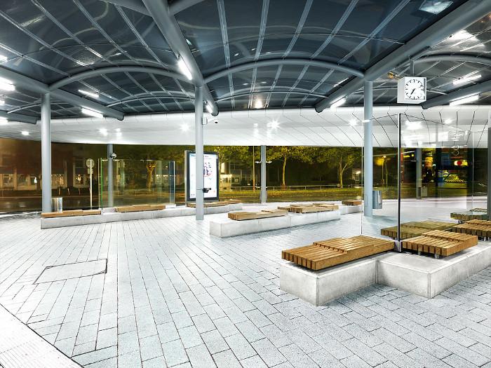 Busbahnhof Poppenbüttel