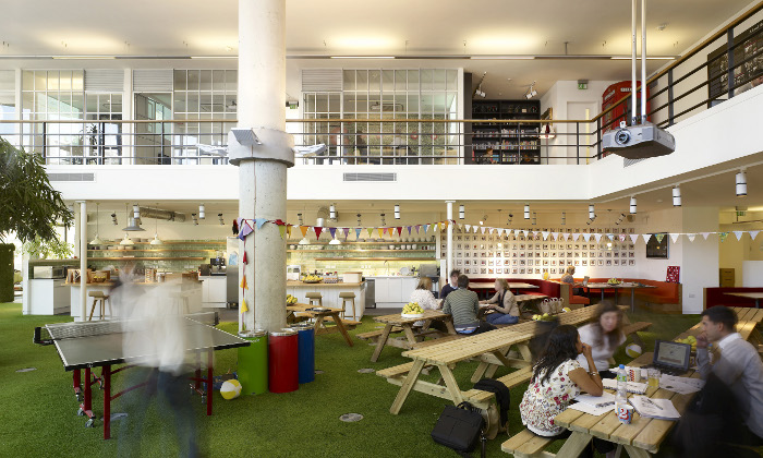 Innocent Drinks office