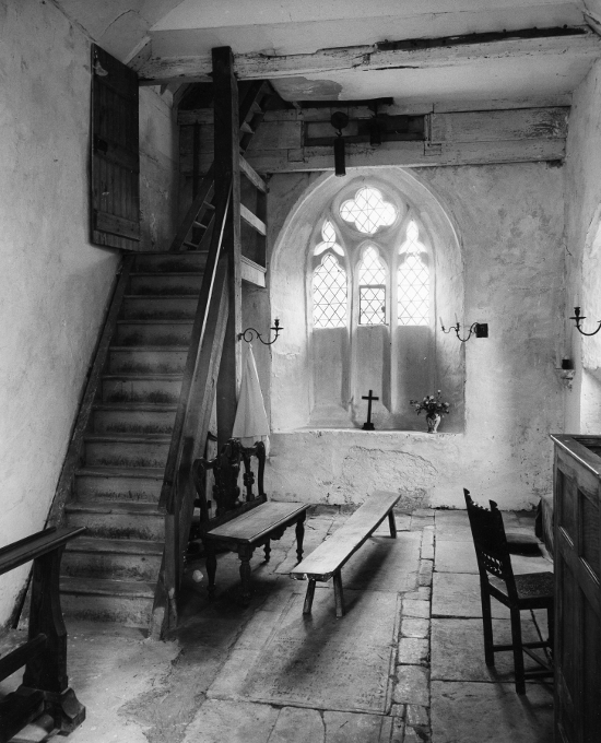 St Lawrence, Didmarton, Gloucestershire, 1962 (c) Edwin Smith, RIBA Library Photographs Collection