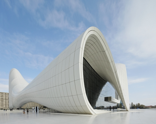 12 buildings that won architecture awards in 2014 - Dekonstruktivismus architektur ...