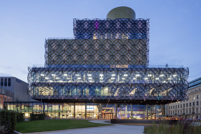 The_Library_of_Birmingham,_by_ Mecanoo