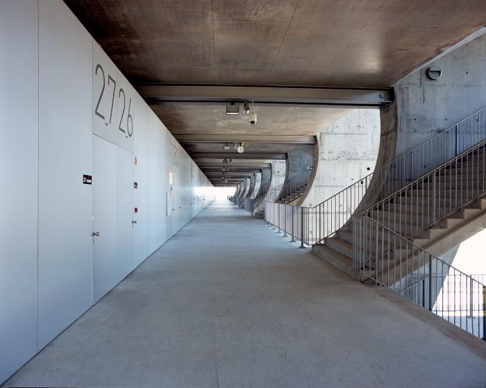 Estádio Municipal de Braga; Design: Eduado Souto de Moura