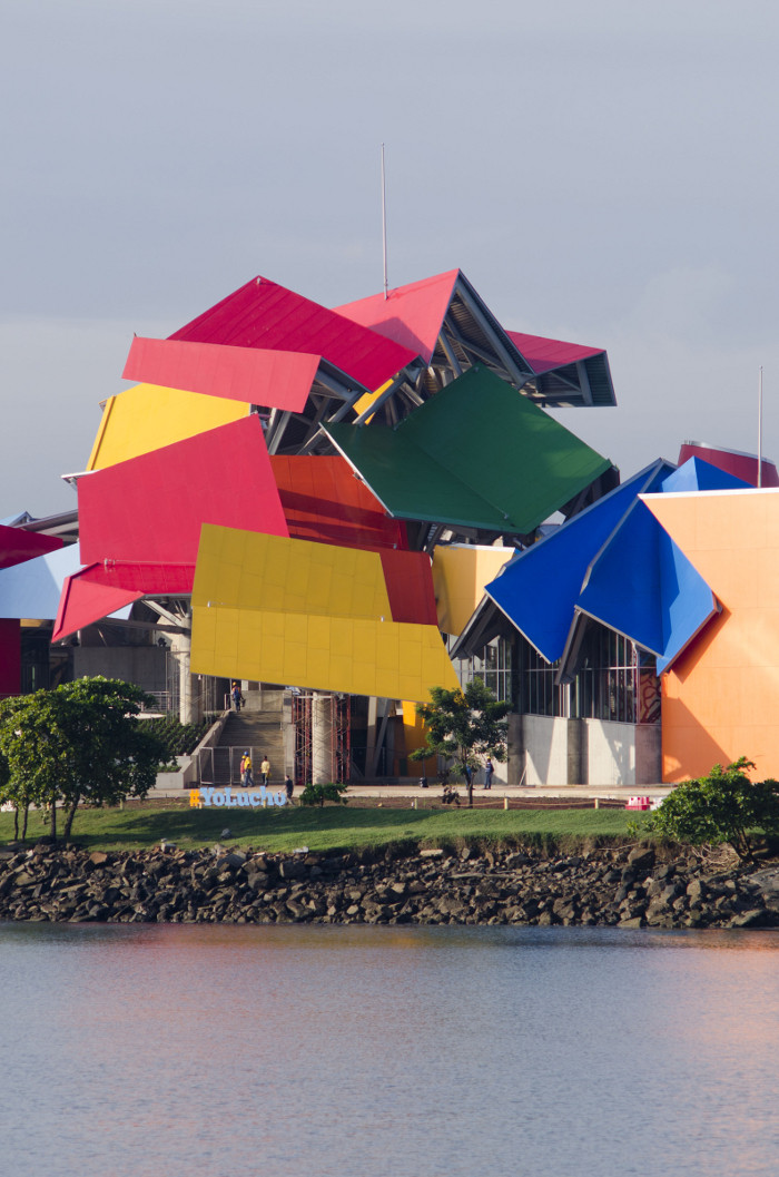 Frank Gehry Biomuseo. Photo: Victoria Murillo