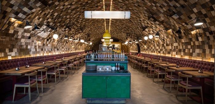 Restaurant Bar design Week celebrates Londons best restaurants