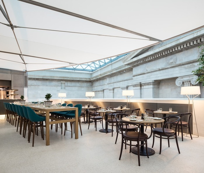 Restaurant bar design week celebrates london s best