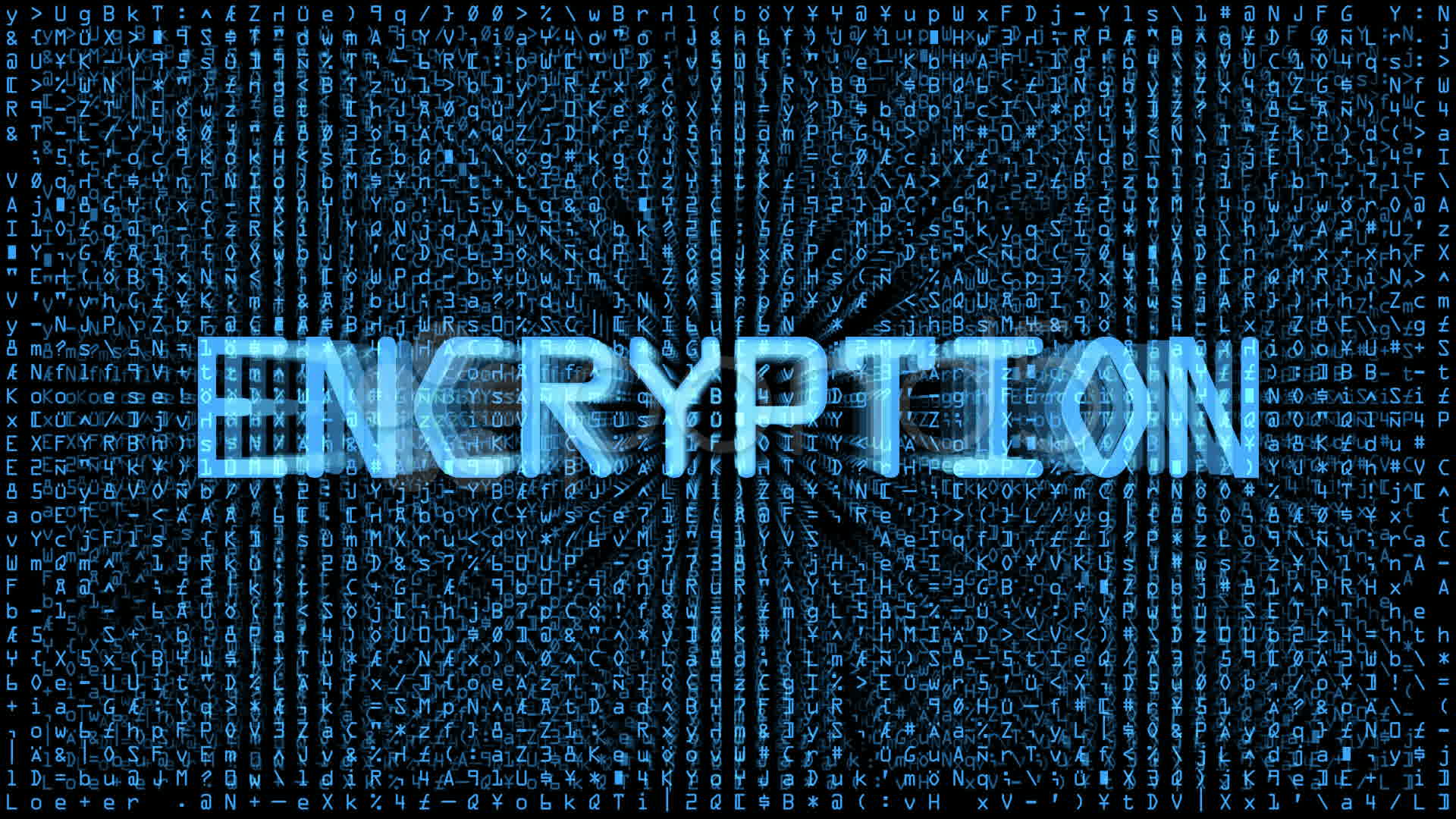 Protect Online Privacy - Encryption