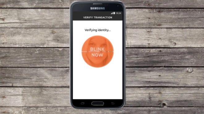 MasterCard Identity Check app
