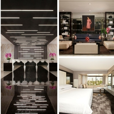 marriott opens new beverly hills hotel in los angeles. Black Bedroom Furniture Sets. Home Design Ideas