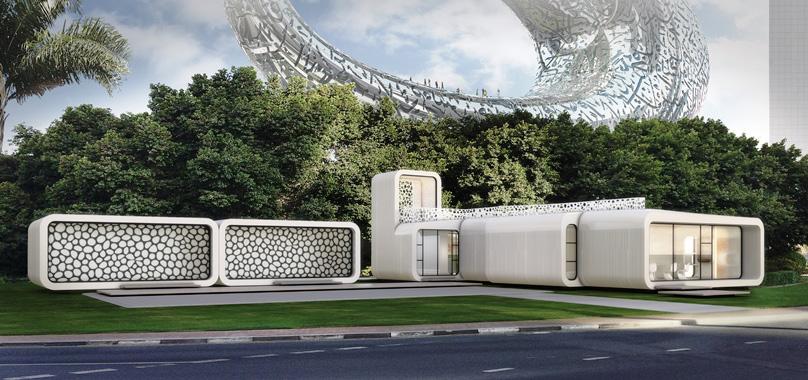 Dubai 3D office