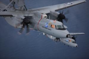 Hawkeye aircraft