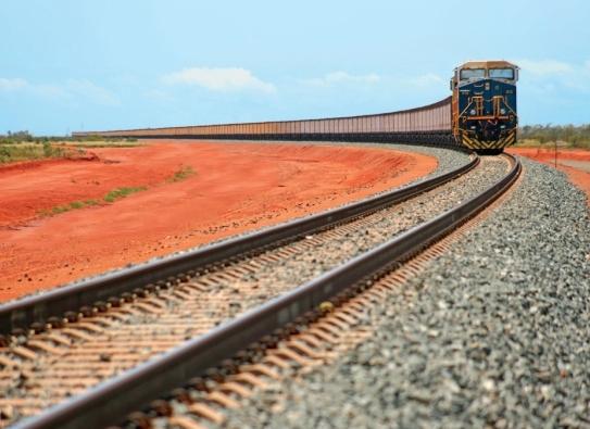 Australia mining rail