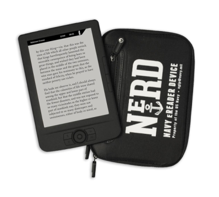 NeRD E-reader US Navy