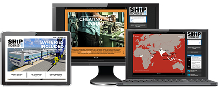 Ship Technology Global: Issue 16 | December 2014