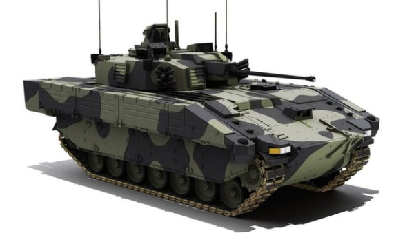 Scout SV British armoured vehicle
