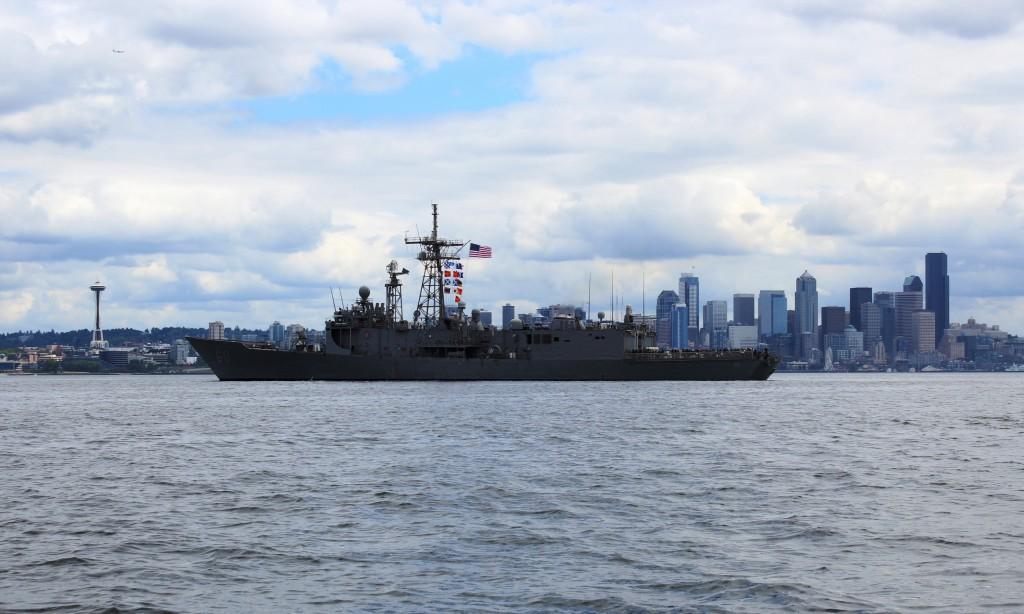 USS Rodney