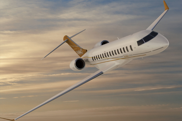 Bombardier Global 700